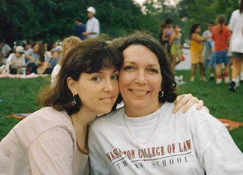 Michelle & Mom