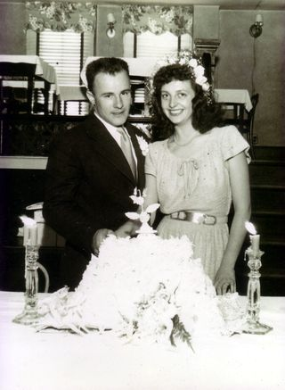 Jean & Hugh Wedding